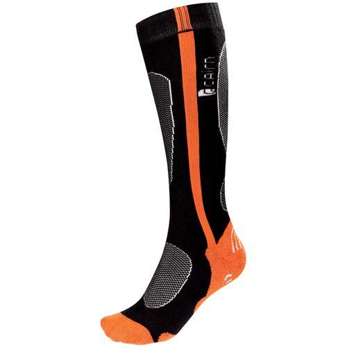 Ski čarape Cairn SPIRIT Black Orange slika 1