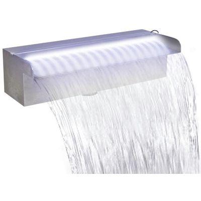 Ova fontana za bazen će biti odličan dekorativni dodatak za vaš ribnjak ili bazen, te vam omogućiti da uživate u opuštajućim zvukovima vode za osjećaj smirenosti i blagostanja. Posebno je dizajnirana kako bi jamčila neprekidan i ravnomjeran protok...