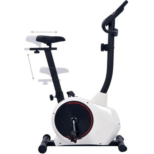 Magnetski bicikl za vježbanje s mjerenjem pulsa slika 4