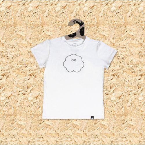Dječja majica UV SLANA SVAKODNEVKA bijela slika 1