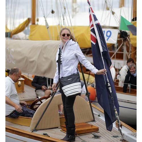 Vodootporna ženska modna torba Feelfree Voyager XL Paris chic slika 6