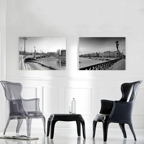 Dizajnerska fotelja — POLY LOUNGE slika 13