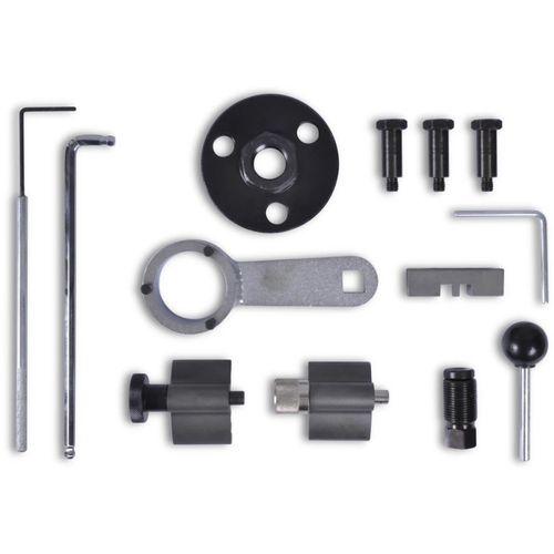Set alata za montažu i zaključavanje osovine VAG 1.6 i 2.0 TDI motora slika 8