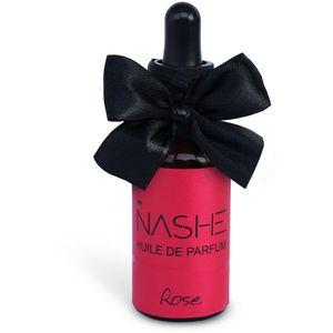 Dugotrajno parfemsko ulje sa raskošnim mirisom ruža Londonskog vrta i jantara.