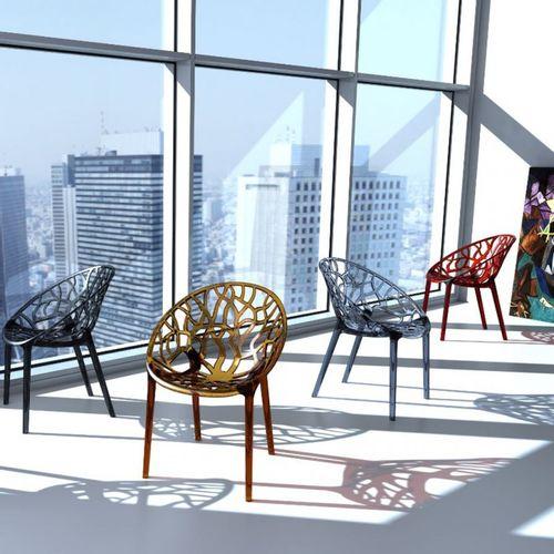 Dizajnerska stolica — POLY ROUND slika 29