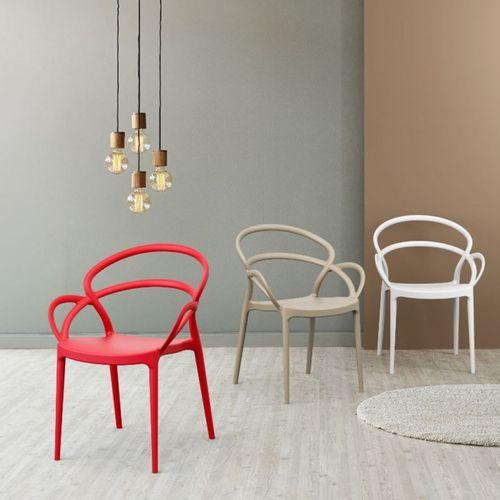 Dizajnerska stolica — BONZINI M slika 9