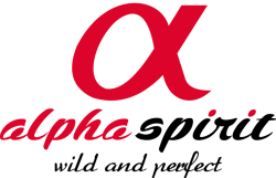Alpha Spirit logo