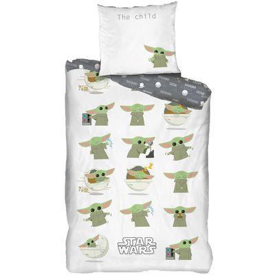 Veličina navlake za poplun: 140x200 cm.  Veličina presvlake za jastuk: 63x63 cm.  100% poliester.