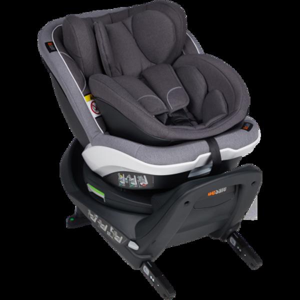 Vizionarska rotacija od rođenja sa značajkom Universal Level Technology™  - Visina: 40 -105 cm  - Max. težina: 18 kg  - Dob: od rođenja do 4 god.  - Atest: UN R129 (i-Size)  - Postavljanje: ISOfix  - Smjer: Suprotno od smjera vožnje  - Double-layer-Safety - potporni jastučići  - Praktična i lagana za korištenje  - Baby Shell™ i Newborn Hugger™ - za novorođenče  - Universal Level Technology™ - prilagodba za maksimalnu udobnost  - Dynamic Force Absorber™ - inovacija u zaštiti od bočnog udara