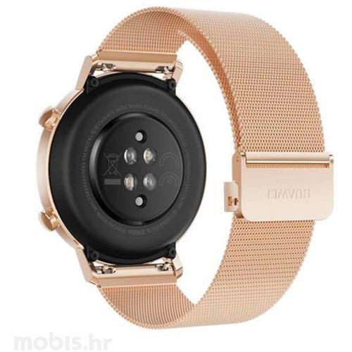 Huawei Watch GT 2, 42 MM  Zlatni slika 3