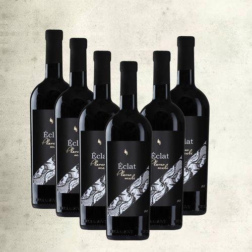Plavac Mali Eclat 2013 vrhunsko vino (nagrađivano) / 6 komada slika 1