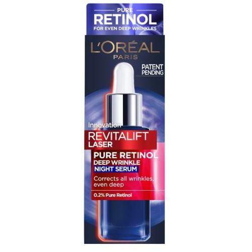 L'Oreal Paris Revitalift Laser Retinol serum za lice 30 ml slika 4