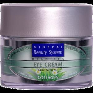 Glatka, kremasta emulzija koja aktivnim sastojcima  djeluje na područje kože oko očiju. Uravnotežuje minerale, intenzivira stvaranje kolagena smanjuje i sprječava nastanak bora. Brzo se upija, osvježava, umiruje i zaglađuje. Umanjuje tamne krugove oko očiju.  Također se preporučuje za područje oko usana i vrata  Svakodnevna uporaba može znatno umanjiti stvaranje novih bora.