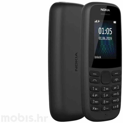 Nokia 105 (2019) DS  Crna slika 2