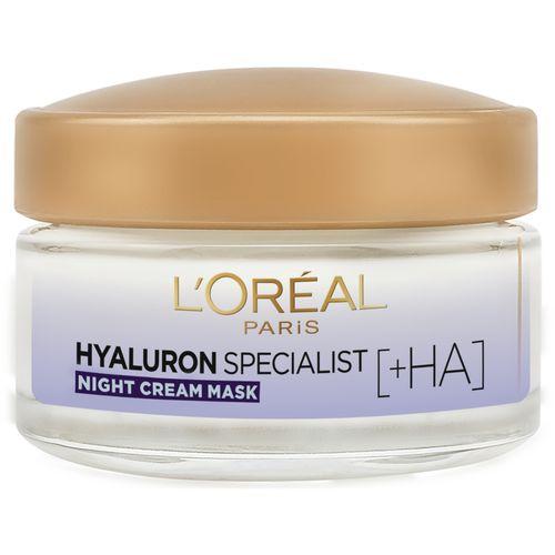 L'Oreal Paris Hyaluron Specialist noćna hidratantna krema za vraćanje volumena 50 ml slika 1