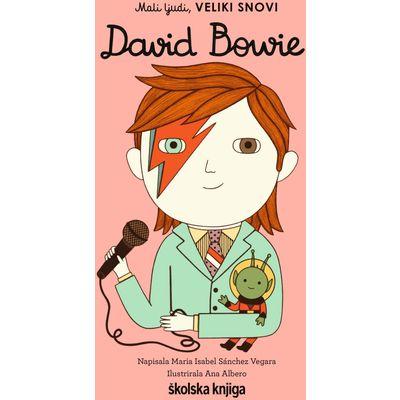 David Bowie je od samog je početka bio čovjek sa zvijezda. Od školskog uspjeha u plesu i glazbi, do početaka u svojemu prvom rock -sastavu, David je uvijek izlazio izvan zadanih okvira. Kao odrasla osoba, postao je jedan od najcjenjenijih glazbenika i nevjerojatnih izvođača, neprestano zadivljujući publiku svojim talentom, kostimima i scenskom pojavom. Na kraju ove inspirativne priče o životu glazbene legende pronaći ćete životopis s obiljem podataka i fotografija.