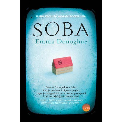 SOBA - BROŠIRANI UVEZ - Emma Donaghue slika 1
