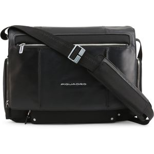 Black  All Year  Men  Black  Briefcases  Leather
