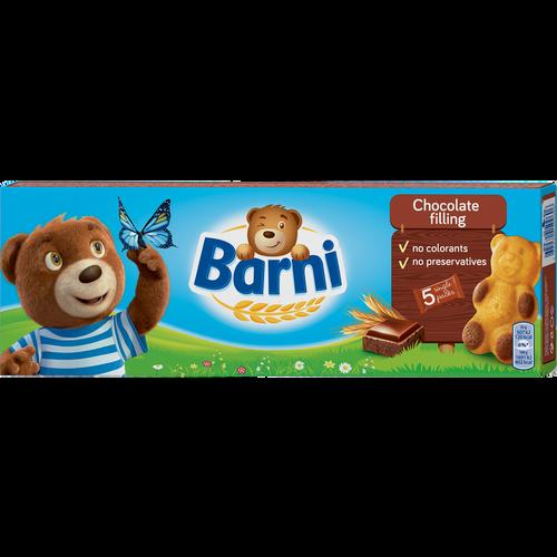 Barni Mekani biskvit s čokoladnim punjenjem 150g slika 1