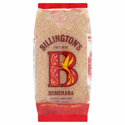 BILLINGTON'S smeđi šećer demerara 500g slika 1