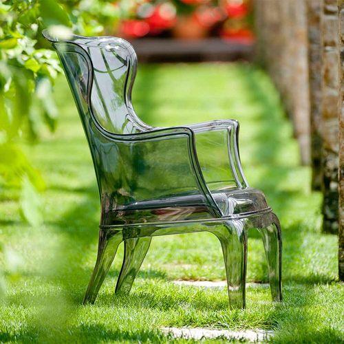 Dizajnerska fotelja — POLY LOUNGE slika 6
