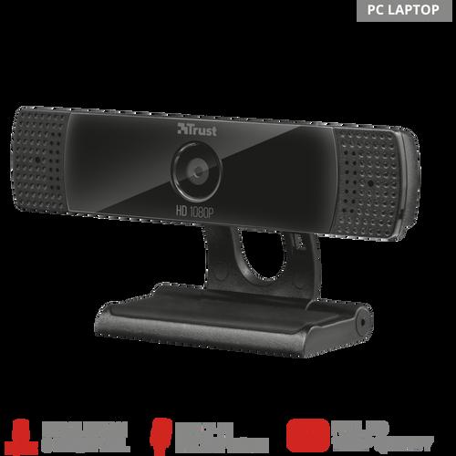 Trust gaming web kamera GXT1160 Full HD Vero (22397) slika 1