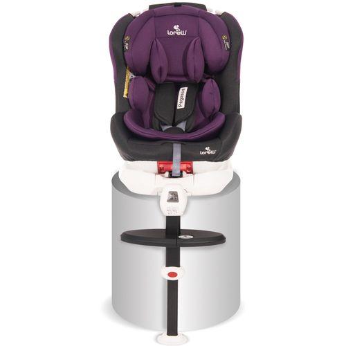 LORELLI PEGASUS Autosjedalica SPS 360° Isofix Violet 0-12 godina/0-36 kg (0+/1/2/3) slika 5