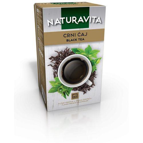 Naturavita Čaj Crni Filter 20X1,5 g slika 1