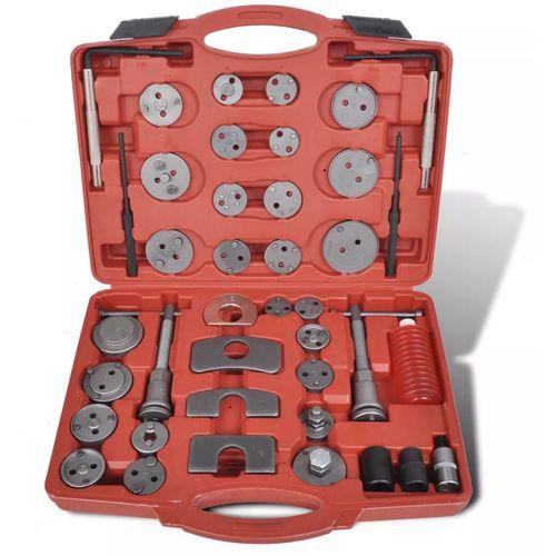 40-dijelni set alata za povrat kočnice, vraćanje kočionih cilindara slika 6