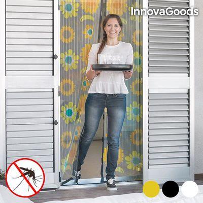 Osvježite prostor u svom domu dok držite insekte podalje zahvaljujući novojmagnetskoj zavjesi protiv muha InnovaGoods Home Pest!