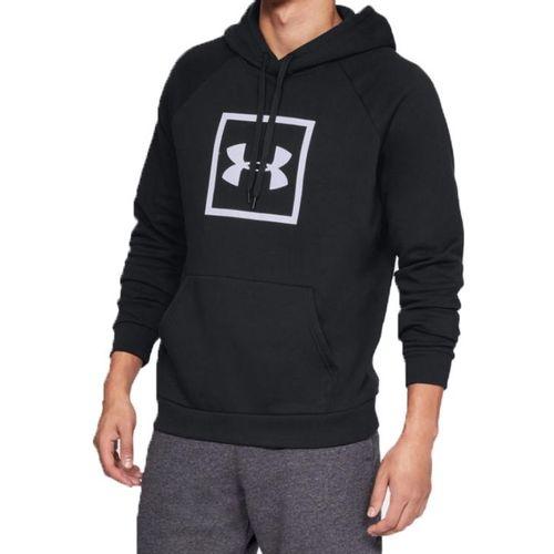 Under armour rival fleece logo hoodie  1329745-001 slika 3
