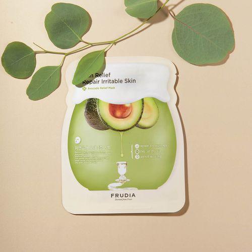 Frudia Avocado Relief Cream Mask slika 2