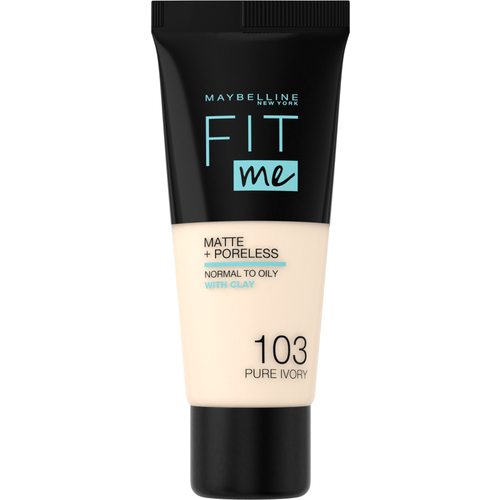 Maybelline New York Fit Me Matte Tekući Puder 103 slika 1