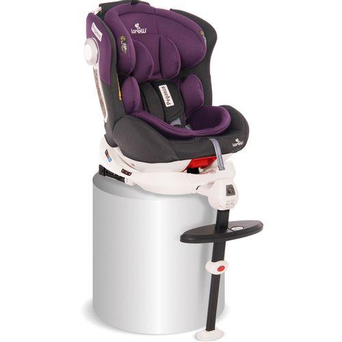 LORELLI PEGASUS Autosjedalica SPS 360° Isofix Violet 0-12 godina/0-36 kg (0+/1/2/3) slika 4