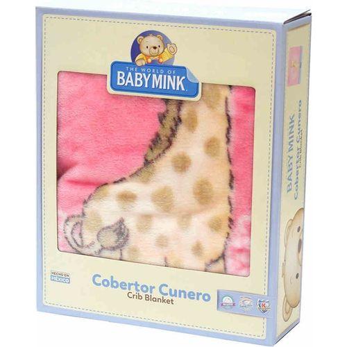 Baby Mink deka 140x100cm - Ultra tech crib blanket slika 5