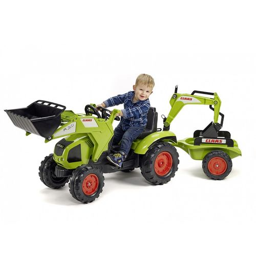 Falk traktor i bager s prikolicom Class 1010Y slika 4