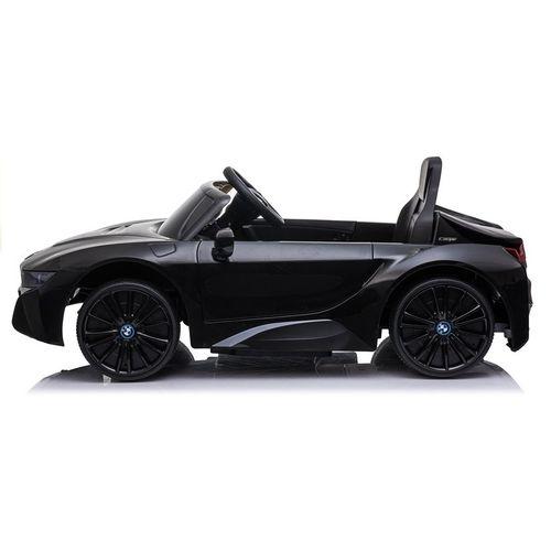 Licencirani BMW JE1001 crni - auto na akumulator slika 4