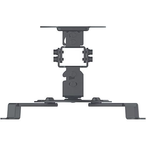 Manhattan univerzalni stropni nosač projektora do 13.5 kg crni slika 2