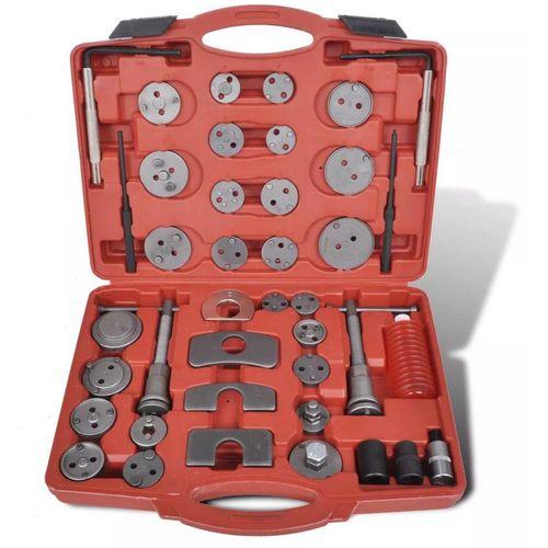 40-dijelni set alata za povrat kočnice, vraćanje kočionih cilindara slika 4