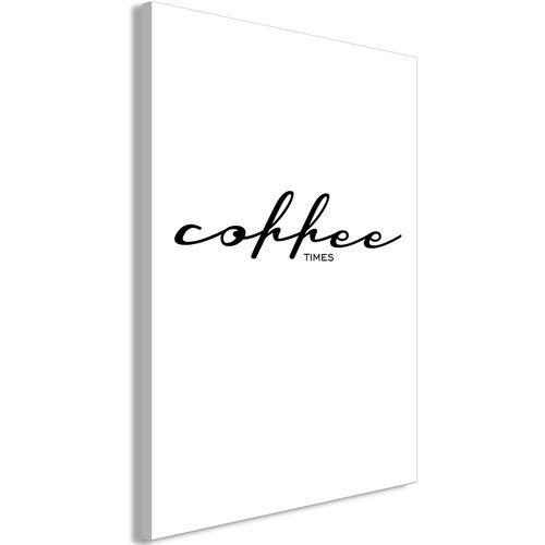 Bimago Slika Coffee Times 1 kom Vertical 80x120cm slika 1