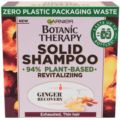 Garnier Botanic Therapy Ginger Recovery čvrsti šampon 60 gr