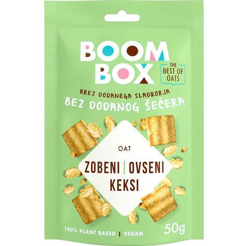 Boom Box Zobeni keksi Original 50g slika 1