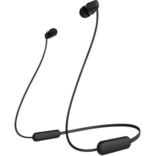 SONY WIC200B.CE7 BT in-ear slušalice slika 1