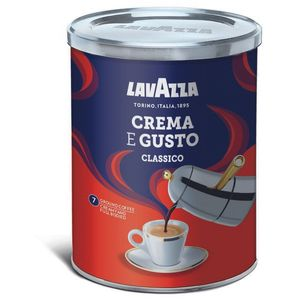 Lavazza Crema E Gusto  - mljevena espresso kava