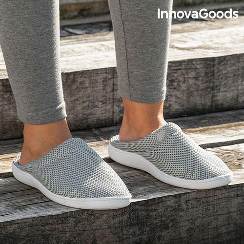 Papuče s gelom Comfort Bamboo slika 6