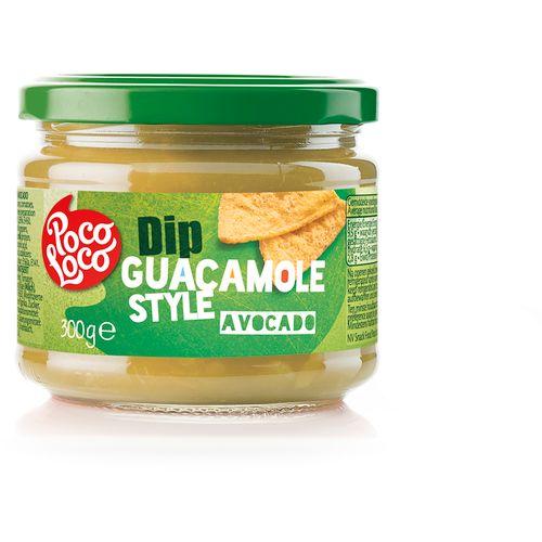 POCO LOCO meksički umak guacamole s avokadom 300g slika 1