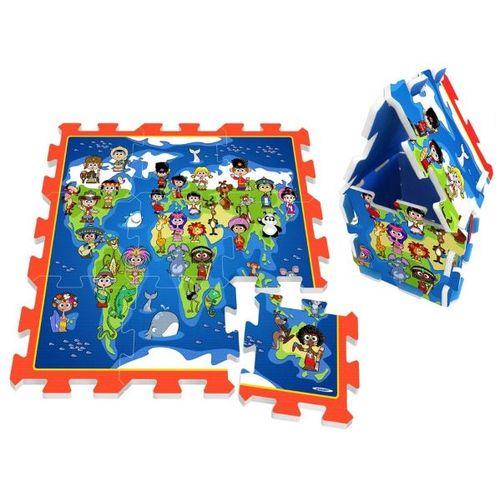 Podne puzzle – Djeca svijeta i životinje slika 1