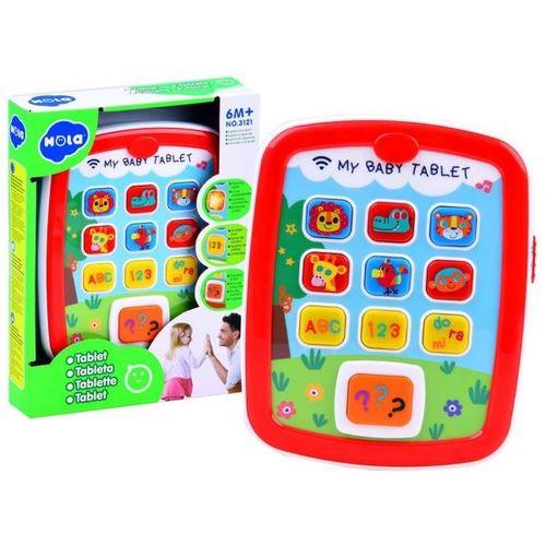 Interaktivni edukativni baby tablet – učenje engleskog jezika slika 1