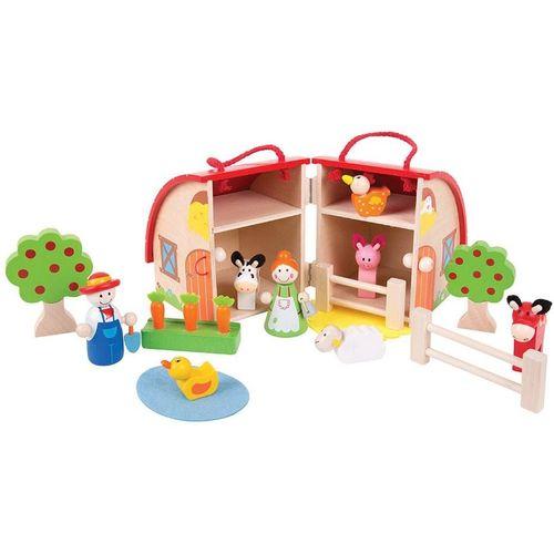 Bigjigs Farma mini set za igru slika 1