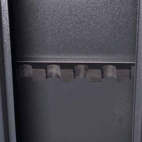 Sef za oružje s kutijom za streljivo za 5 pušaka slika 29